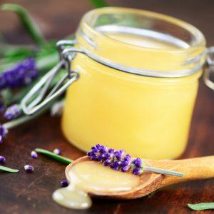 Miel de lavandes pot de 250g