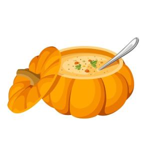 Ferme Le muscardin, famille Bertrand - soupes - courges - jus