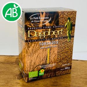 Les pâtes – Torsades boite de 300g