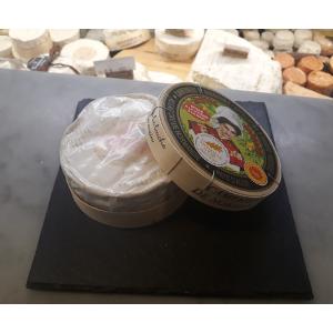Camembert de Normandie lait cru AOP affiné, Domaine Saint Loup de Fribois