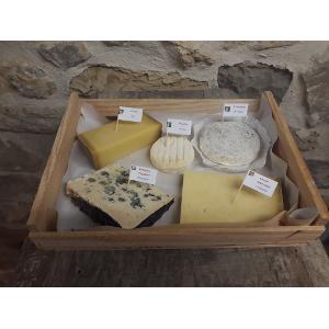 Le plateau de fromage