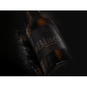Bière noire bouteille de 75cl