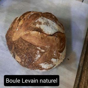 Boule au levain Naturel – 800g